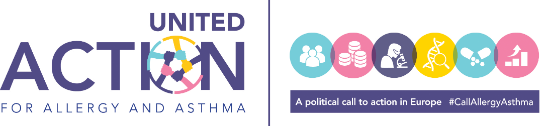 United Action for Allergy and Asthma – a European political Call to Action icon